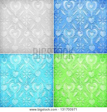 handmade mulberry paper texture background. The mulberry paper texture background. pattern background