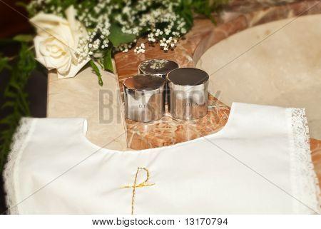 Baptism Oil