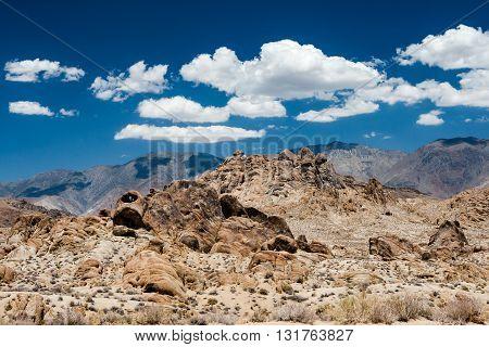 Turtle Rock At Alabama Hills, Sierra Nevada