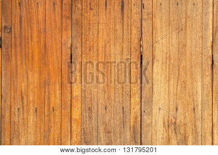 Texture of Bown wood condition old background