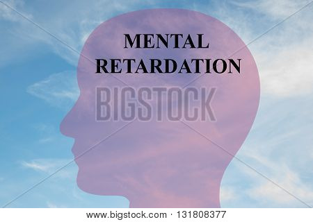 Mental Retardation Mental Concept
