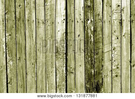 Wooden Fence Texture.