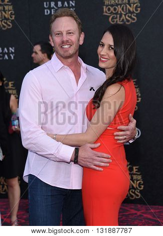 LOS ANGELES - MAY 23:  Ian Ziering arrives to the