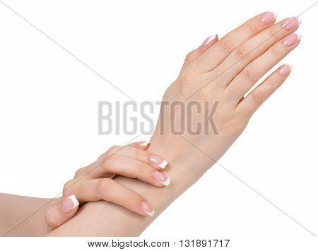 Beautiful Female Hand