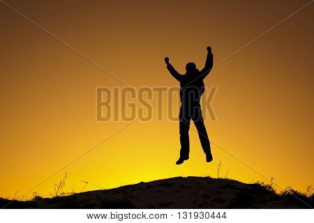 Succesful Man
