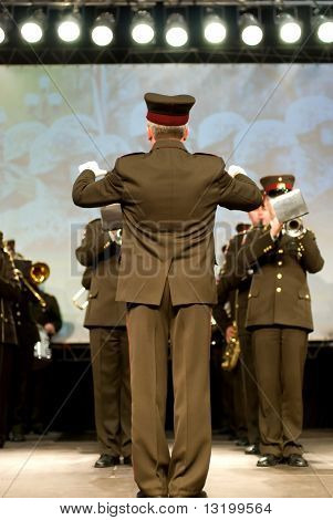 Military concert