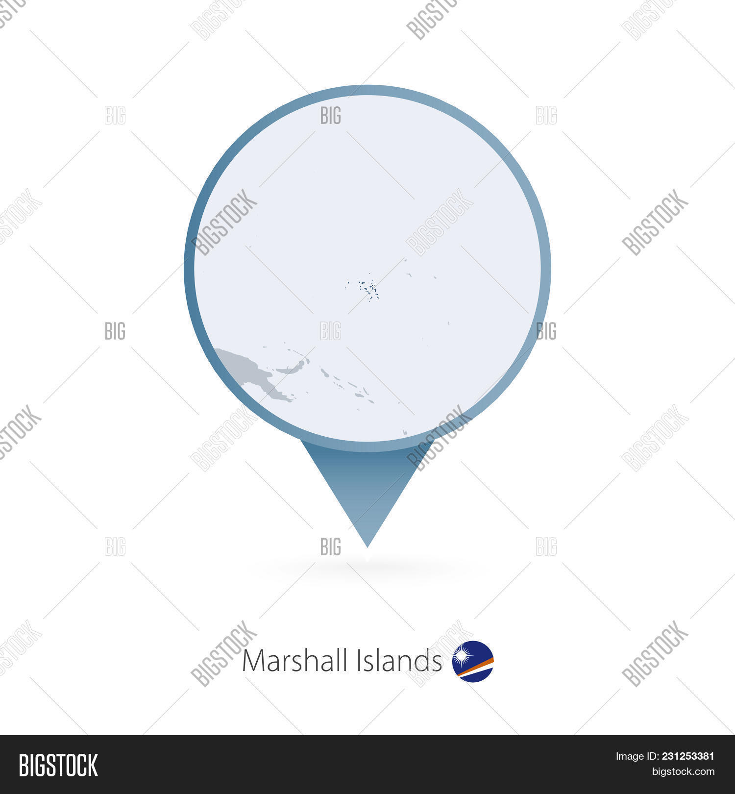 Map Pin Detailed Map Vector & Photo (Free Trial) | Bigstock