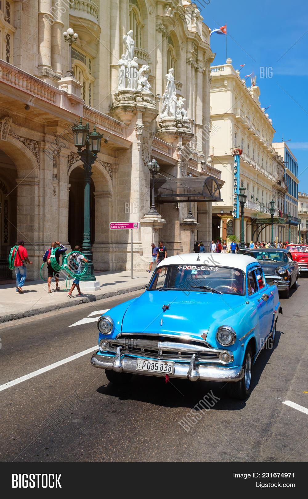 Havana Cuba March 16 Image Photo Free Trial Bigstock