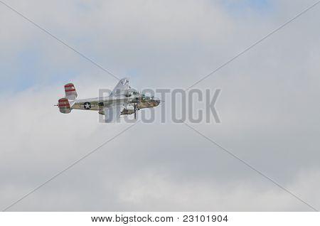 Panchito B-25 Bomber