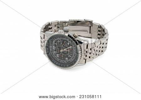 Men's Wrist Mechanical Watch.