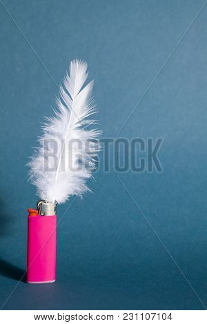 Feather Lighter