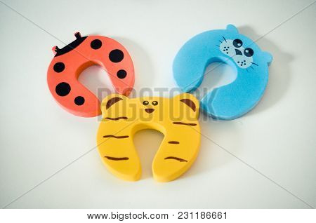 A Few, Set Fuse Door Lock For Young Children The Concept Of Children