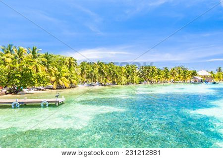 Belize, a paradise in the Central America.