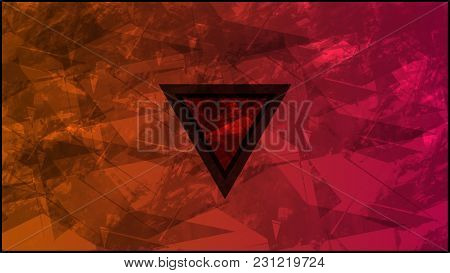 Ruby Gold Triangle In A Whole Different World