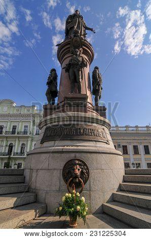 Catherine The Great - Odessa, Ukraine