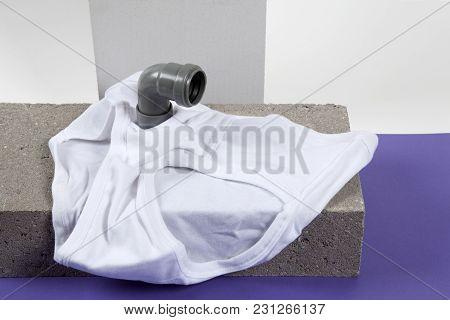 Periscope Y Fronts Violet