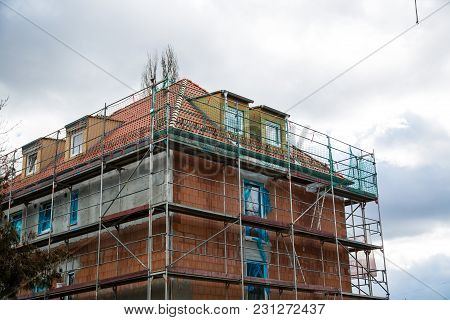 Shell Of A House. Germany, Business, Development