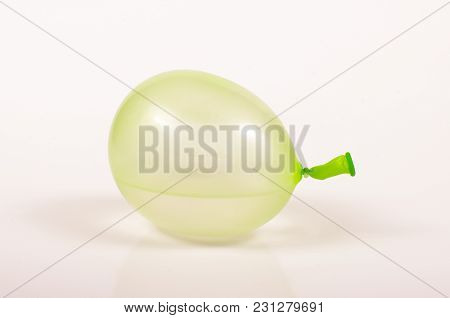 Green Water Bomb
