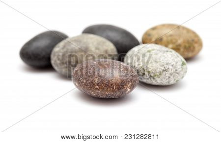 Candy Pebbles Isolated