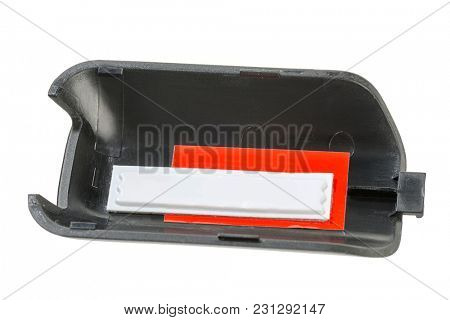 Security Tag on Cordless Phone