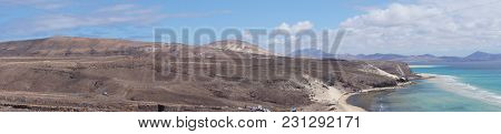 Costa Calma Fuerteventura Canary Islands Spain - Pictures From The Silent Side Of Fuerteventura. On