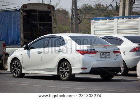 Private Car, Toyota Corolla Altis.