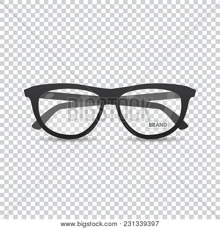 Stylish Retro Eyeglasses