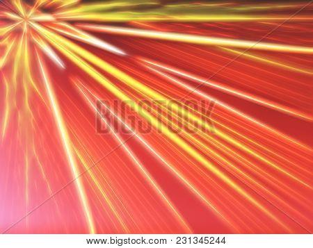 Diagonal Retro Arcade Rays Illustration Background Hd
