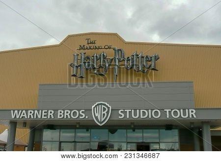 Making Of Harry Potter Entrance