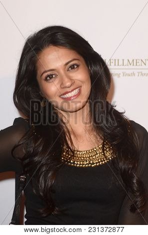 LOS ANGELES - MAR 13:  Mouzam Makkar at the Fulfillment Fund Gala at Dolby Theater on March 13, 2018 in Los Angeles, CA