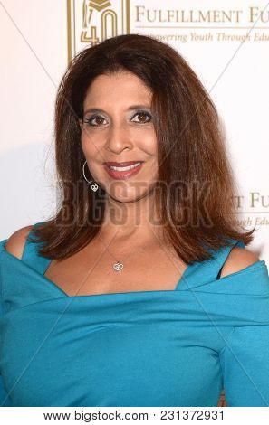 LOS ANGELES - MAR 13:  Christine Devine at the Fulfillment Fund Gala at Dolby Theater on March 13, 2018 in Los Angeles, CA