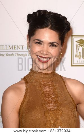 LOS ANGELES - MAR 13:  Lilian Bowden at the Fulfillment Fund Gala at Dolby Theater on March 13, 2018 in Los Angeles, CA