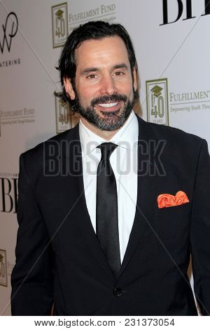 LOS ANGELES - MAR 13:  Chris Gialanella at the Fulfillment Fund Gala at Dolby Theater on March 13, 2018 in Los Angeles, CA