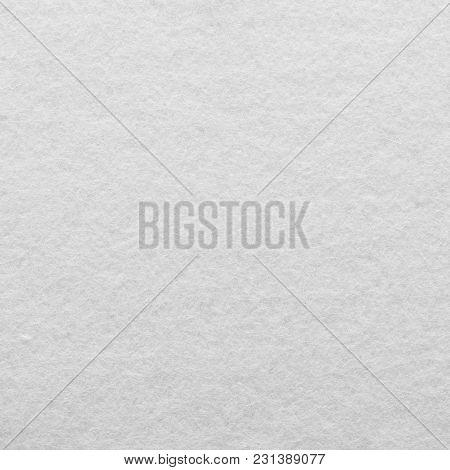 White Felt Texture Background
