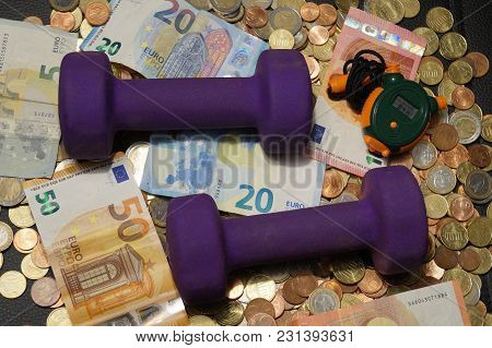 Fitness Studios Are Expensive - You Have To Spend Much Money For The Gym