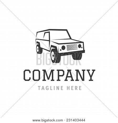 Car Company Symbol Template. Auto Wash Machine Service Logo Vector Design. Modern Automobile Busines