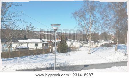 In The End Of Winter 2018 Nice Veiw Indeed