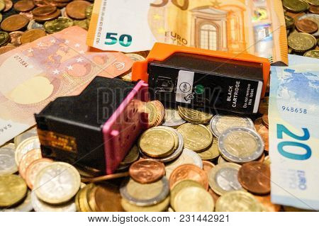 Printing Costs - Rising Costs Due To The Consumption Of Inks And Toners Makes Every Print Expensive