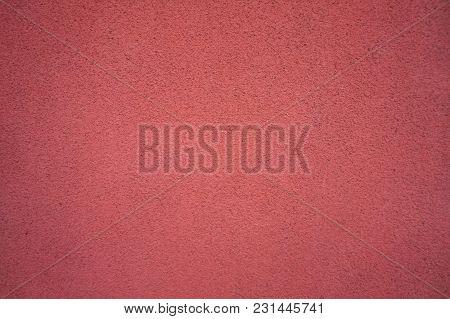 Texture Is Dark Pink With Relief With Darkened Corners