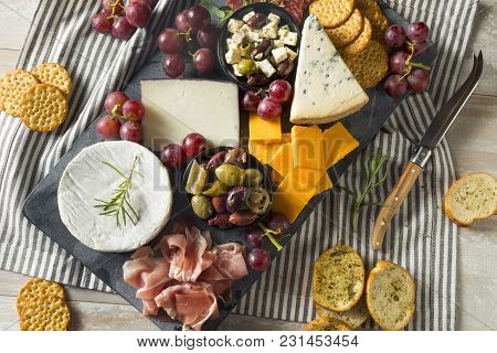 Gourmet Fancy Charcuterie Board