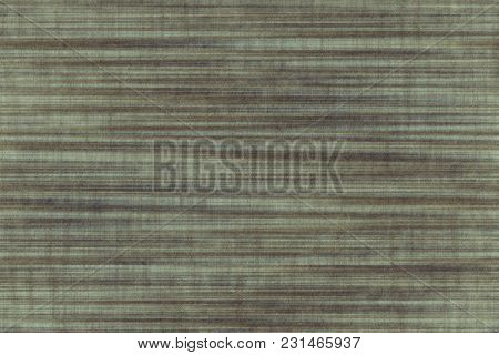 Fabric Surface For Book Cover, Linen Design Element, Texture Grunge Neutral Gray Color Painted.