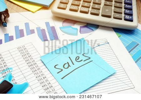 Stick With Word Sales And Financial Documents.
