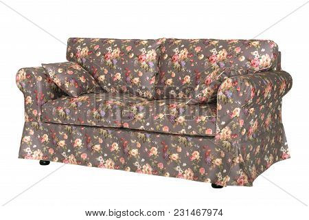 Upholstered Furniture, Provence Style, House Interior And Retro Style