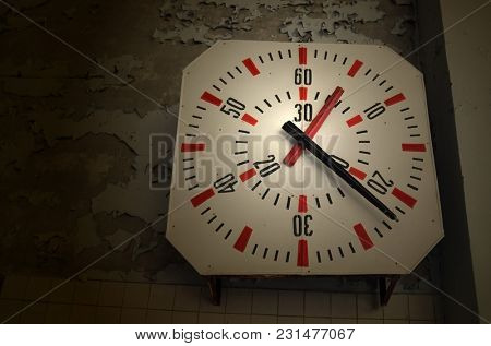 Time of the Chernobyl Zone