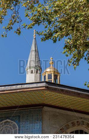 Fine Example Of Ottoman Turkish Architecture