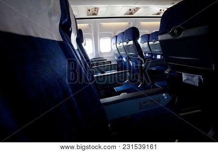 Interior of the Aircraft