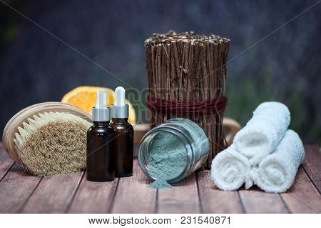Аnticellulite, Organic, Bio, Natural Cosmetics. Remedy For Cellulite Massage, Spa. Natural Oils And