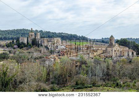 Monastery Of Santa Maria De Santes Creus, Tarragona Spain