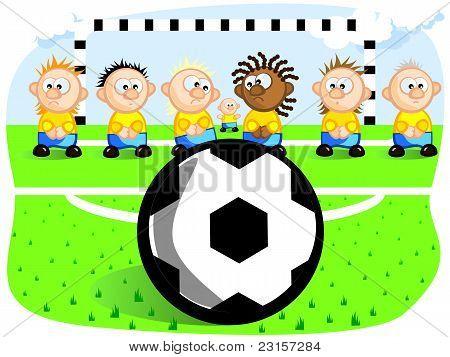 Football Penalty.