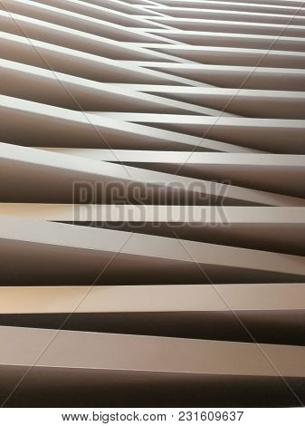 Abstrack pattern of stacked panel